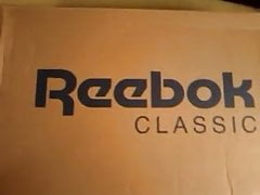 my New Reebok Ex O Fit For Cum