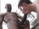 whiteboy takes Black Daddy