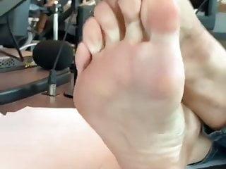 Milf soles feet