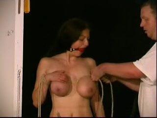 Tutorial breast bondage Rope Bondage: