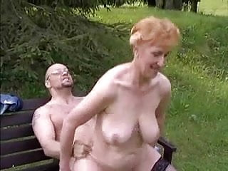 Excellent boobs granny today...