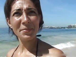 Brazilian sexy milf
