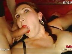 julia im sex und sperma glueck