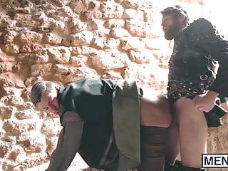 Horny outdoor sex...