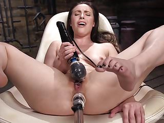 Porn super star casey calvert anally fast fucking...