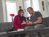 blowjob petite grateful sexy muslim gets boned ste