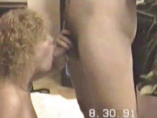 Amateur Wife Cum In Mouth Blowjob 2 (Vintage)