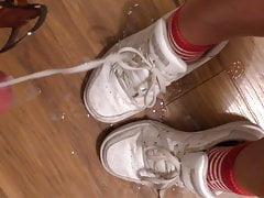 Feet & Boots Cumpilation Jizz Shot Compilation - Yummycouple