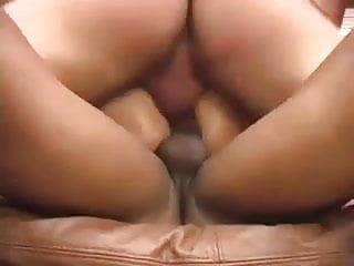 Nice blond milf anal...