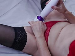 Mature Cougar Fuckfest Plaything Session