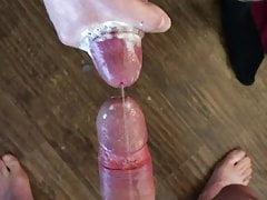 Cock to cock cumming