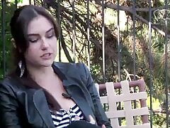 50 Shades of Sasha Grey – How She Got into Porn and More