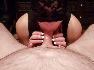 Slut hotwife gagging and getting throat fucked