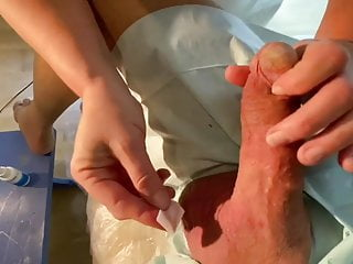 cock sewing by dominatrix mistress aprilPorn Videos