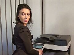 Amel Annoga – Secretary Needs A Fuck