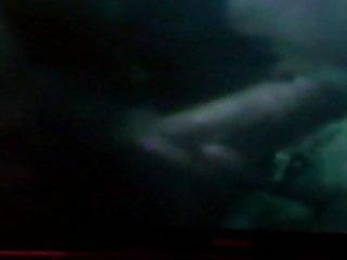 Das erste mal beim Blasen gefilmt leider zu wenig Licht