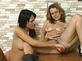 Krista and Kinky Girlfriend
