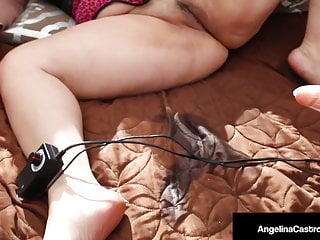 Amp joslyn jane dicked by auto cock...