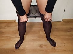 my creamie vaginal discharge wet & dirty pantyhose free full porn