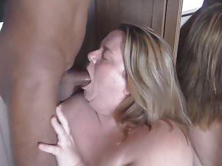 Bbw sucking amp cock...