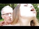 grandpa Harvey fucks