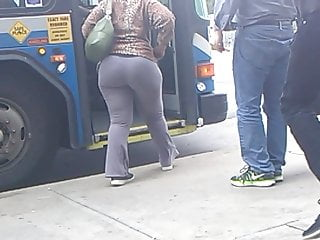 Bus stop donky