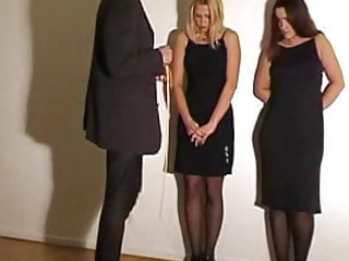 GBS Pantyhose Caning-