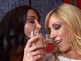lesbian ass lick