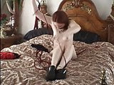 Two tied up girls manage to escape