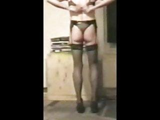nice strip for girls and boys 2 (crossdressing)