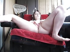 Önmagát pisilt le a szexi tini