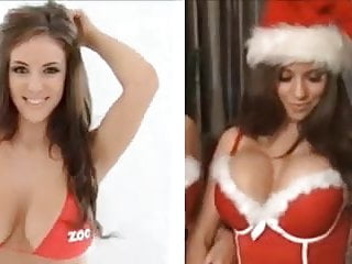Rachel Williams - Sexy Boobs Bouncing
