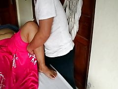 BBW take a Massage on Spa Massage - So Nice Big Ass Aunt Ane