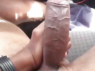 Getting erect...