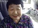 Chinese old couple in the living room obscene live sex 01