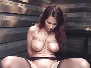 Massive knockers old slave accumulates bdsm coaching