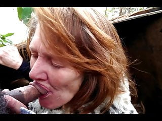 Cheap toothless mature whore forest...