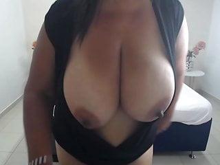 Horny mom titties webcam