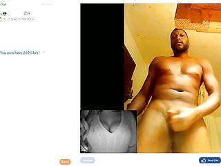 Webcam trolling 1 older male jerking on webcam...