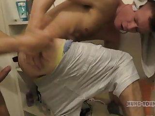 Bathroom quickie