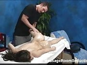 Hot Teen Seduced by Sex Massage