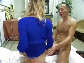German mature anal fuck