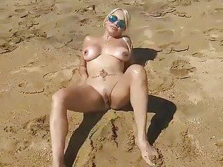 Beach nude...