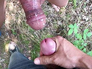 Cum on my Cock (10 Shots) Sperma auf meine Eichel
