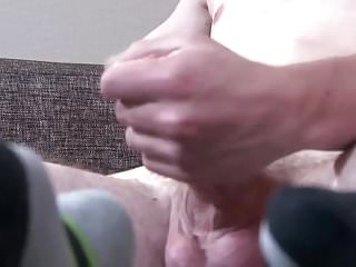 ActiveDuty Shy 18yo Twink Plays with His Dick