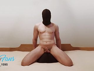 13 MIN Sybian Challenge – Prostate Stimulation – trailer