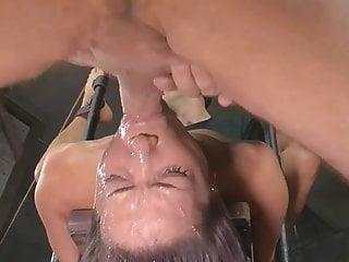Kr throat bondage fuck...