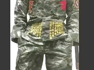 KOREAN IN UNIFORM