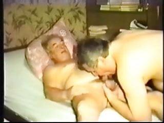 Older chub and grandpa...