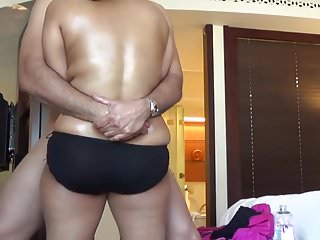 Indian MILFY oily ass